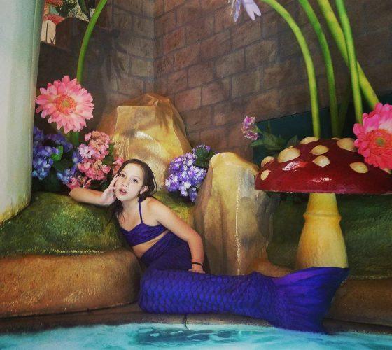 Mermaid Elle Willow